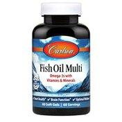 Carlson Labs Fish Oil Multi