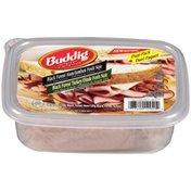 Buddig Black Forest Ham/Black Forest Turkey Lunch Meat