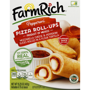 Farm Rich Pepperoni Pizza Roll Ups