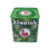 Alwazah 100% Pure Ceylon Green Tea in Can