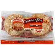 Brownberry/Arnold/Oroweat Rolls, Honey Wheat, Pre-Sliced