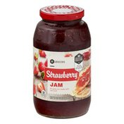 Southeastern Grocers Jam Strawberry
