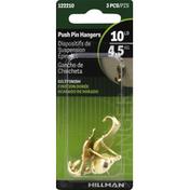 Hillman Group Hangers, Push Pin