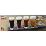 Libbey Beer Flight