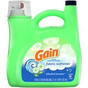 Gain Ultra Concentrated Liquid Fabric Softener, Blissful Breeze