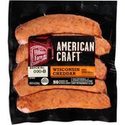 Hillshire Farm American Craft Wisconsin Cheddar Cheese Smoked Sausage