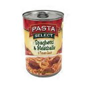 Pasta Select Spaghetti With Meat Ezo