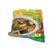 Tean's Gourmet Vegetable Curry