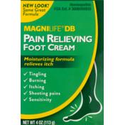 MagniLife DB Pain Relieving Foot Cream