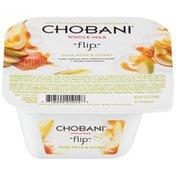 Chobani Flip Pure Pear & Honey Whole Milk Greek Yogurt
