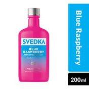 SVEDKA Blue Raspberry Flavored Vodka Plastic Bottle