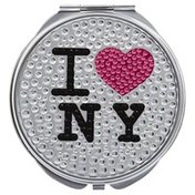 Isabella's Mirror, Compact, I Love New York, Not Packed