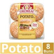 Brownberry/Arnold/Oroweat Country Potato Sandwich Buns
