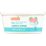 Brookshire's Whipped Topping, Lite