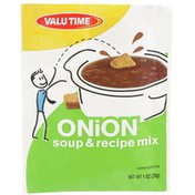 Valu Time Onion Soup & Recipe Mix
