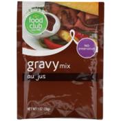 Food Club Au Jus Gravy Mix