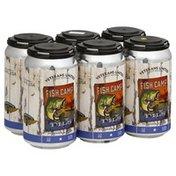 Veterans United Craft Brewery Pilsner Lager, Fish Camp Fils