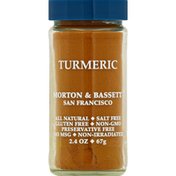 Morton & Bassett Spices Turmeric