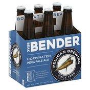 Pelican Brewing Pale Ale, Beak Bender, India, Hoppinated