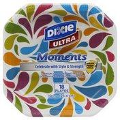Dixie Plates, 10 Inch