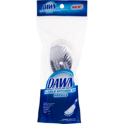 Dawn Fillable Kitchen Brush Refills