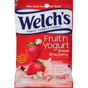 Welch's Strawberry Fruit Snacks