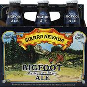 Sierra Nevada Ale, Bigfoot, Barleywine Style, 2011