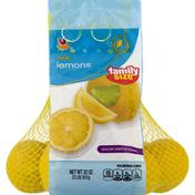 Ahold Lemons, Fresh, Family Size