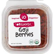 Inspired Organics Goji Berries, Organic