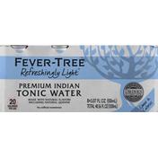 Fever-Tree Tonic Water, Premium Indian, Refreshingly Light,