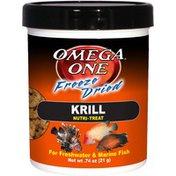 Omega One Freeze Dried Krill Fish Food