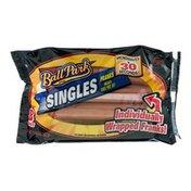 Ball Park Singles Franks - 8 CT