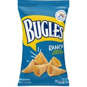 Bugles Ranch Flavor Crispy Corn Snacks