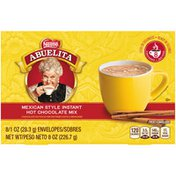 Abuelita Hot Chocolate Drink Mix – Authentic Mexican Hot Chocolate Drink Mix, Quick and Easy to Prepare