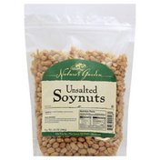 Natures Garden Soynuts, Unsalted