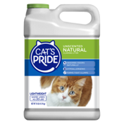 Cat's Pride Natural Unscented Lightweight Clumping Clay Cat Litter