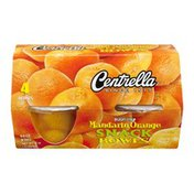 Centrella Snack Bowls Mandarin Orange - 4 CT