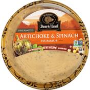 Boar's Head Hummus, Artichoke & Spinach