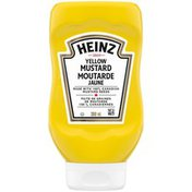 Heinz Mustard Yellow