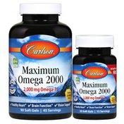 Carlson Labs Maximum Omega 2000
