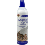 Hannaford Extra Creamy Whipped Topping