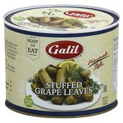 Galil Grape Leaves, Stuffed, Homemade Style