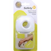 Safety 1st Door Knob Cover, Grip 'n Twist, 3 Pack