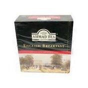 Ahmad Tea English Breakfast Tea (Bag)