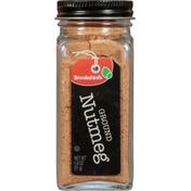 Brookshire's Nutmeg, Ground
