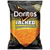 Doritos Jacked Enchilada Supreme Tortilla Chips