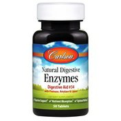 Carlson Labs Natural Digestive Enzymes