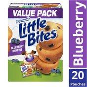 Entenmann's Little Bites Blueberry Mini Muffins