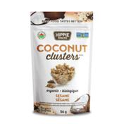 Sesame Snap Coconut Clusters