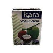 Kara Natural Coconut Cream